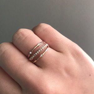Jewelry - Gold Fashion Ring